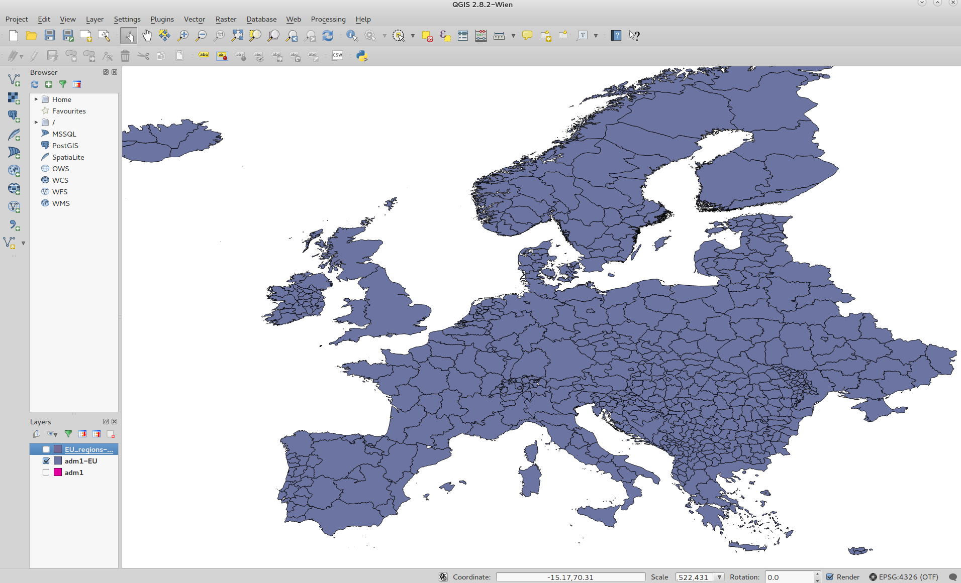 Shapefile preparation flyingpigeon 11dev documentation you can save this selection in the format of an esri shapefile gumiabroncs Choice Image